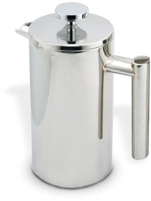 Cuisinox French Press Coffee, Double Walled