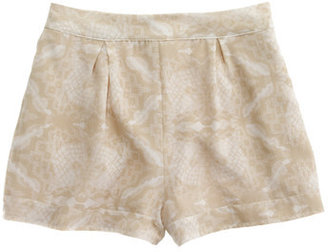 Madewell Laugh cry repeatTM shorts