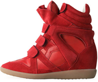 Isabel Marant Bekett High-Top Sneaker
