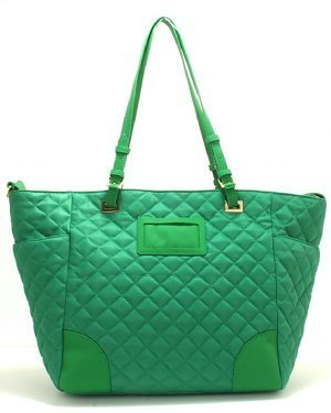M Z Wallace Quilted City Tote