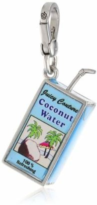 Juicy Couture Jewelry Spring Delivery 3 Charm Necklaces Coconut Water Charm Necklace