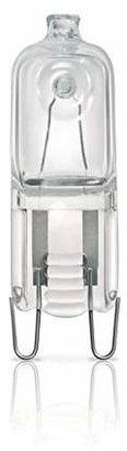 Philips EcoHalo Capsule 230-240V Halogen capsule lamp - halogen bulbs (Capsule, G9, Clear, D, Warm white, Hg (mercury))