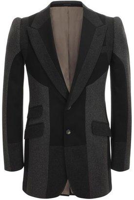 Alexander McQueen Patchwork Jacket