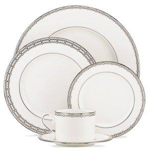 Lenox Dinnerware, Embraceable 5 Piece Place Setting
