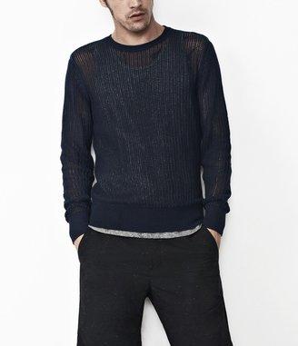 AllSaints Knett Crew Sweater