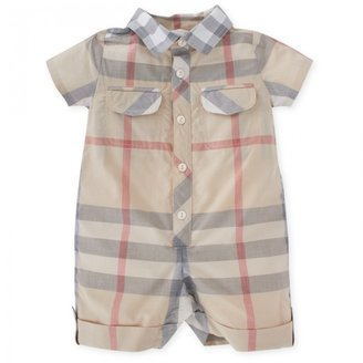 Burberry Nova Shirt Bodysuit