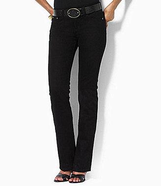 Lauren Ralph Lauren Plus Straight Jeans