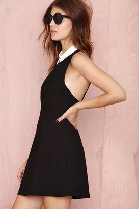 Nasty Gal Opposites Attract Dress