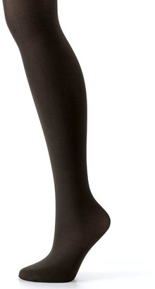 Hanes Control-Top Opaque Tights