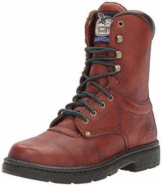 "Georgia Boot Men's Renegade 8"" Work Boot"