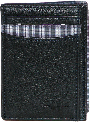 JCPenney Buxton Tulsa RFID Front Pocket Getaway