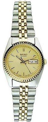 Seiko Women's SWZ056 Watch $130 thestylecure.com