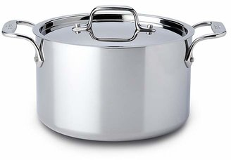 All-Clad Stainless Steel 4 Quart Casserole with Lid