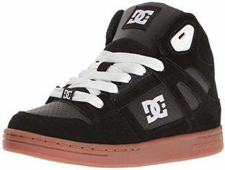 DC Kids Rebound Sneaker (Little Kid/Big Kid)