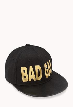 Forever 21 Bad Gal Snapback
