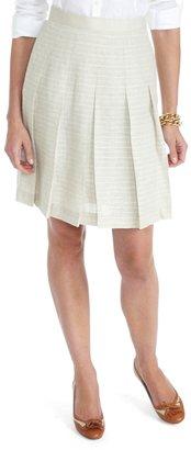 Brooks Brothers Irish Linen Skirt
