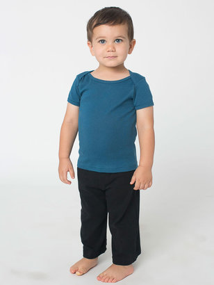 American Apparel Infant Baby Rib Karate Pants