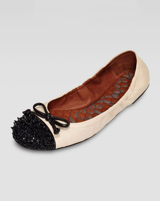 Sam Edelman Beatrix Spike-Toe Flat