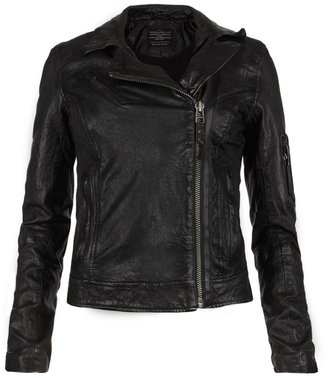 AllSaints Marsden Leather Jacket