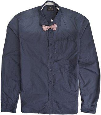 Scotch & Soda Bow Tie Ls Shirt
