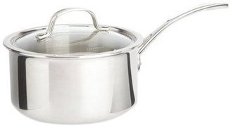 Calphalon Tri-Ply Stainless Steel 2-1/2-Quart Sauce Pan w/ Cover