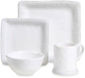 Tabletops Unlimited Tabletops UnlimitedTM Rebecca Grass Earthenware Dinnerware