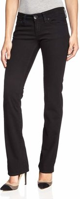 Mavi Jeans Women's Straight Fit Jeans - Black - Schwarz (9643 OLIVIA; black wind str.) - 26/34 (Brand size: 26/34)