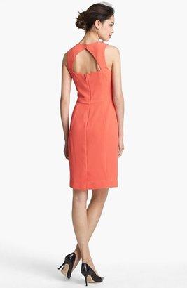Mcginn 'Trudy' Beaded Neck Dress
