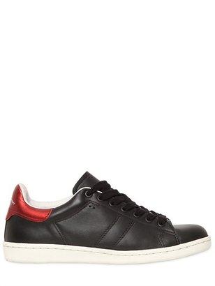 Isabel Marant Etoile Bart Leather Sneakers