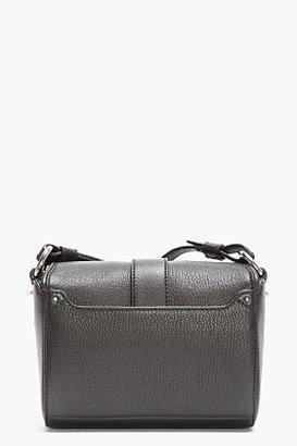 Givenchy Black Leather Small Sugar Obsedia Shoulder Bag