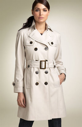 Jessica Simpson All Weather Belted Trench