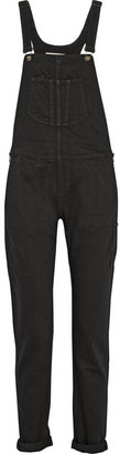 Rag and Bone Rag & bone Stretch-denim overalls