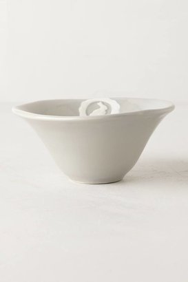Anthropologie Lapin Crest Bowl