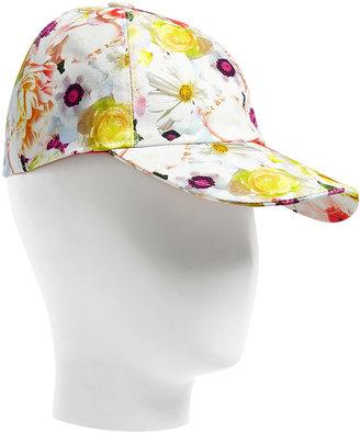 MSGM Floral Cap