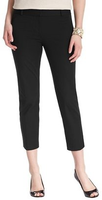 LOFT Petite Marisa Skinny Cropped Pants in Bi-Stretch