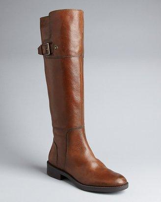 Enzo Angiolini Flat Riding Boots - Skylarkin