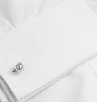Brooks Brothers Silver Cufflinks