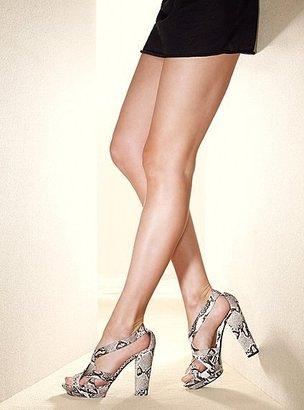 Victoria's Secret Multi-strap platform sandal