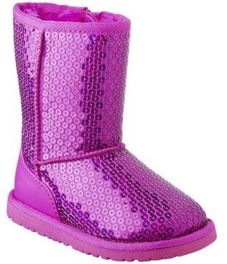 Circo Toddler Girl's Jayla Boot - Pink