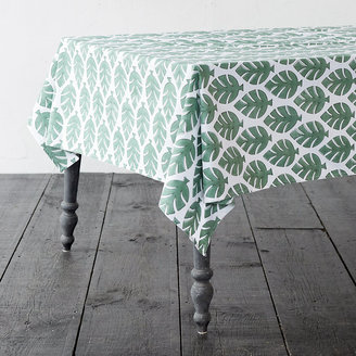 Monstera Leaf Tablecloth