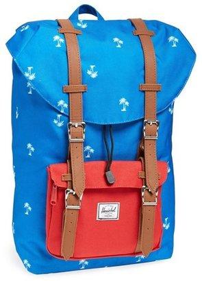 Herschel 'Little America - Medium' Canvas Backpack