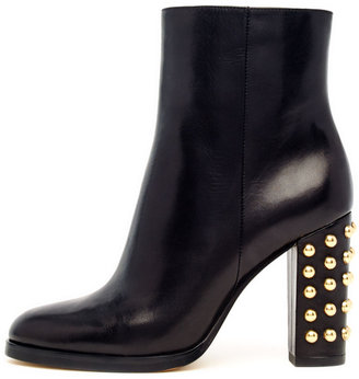 Michael Kors Linden Bubble-Stud Ankle Boot