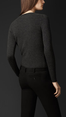 Burberry Policeman Cashmere Sweater