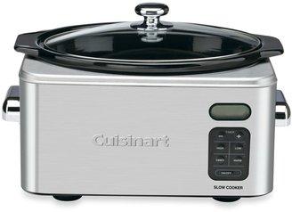 Cuisinart 6.5-Quart Programmable Slow Cooker
