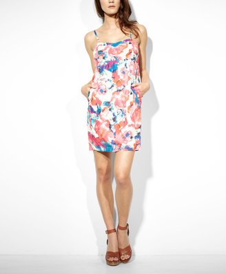 Levi's Convertible Tulip Dress