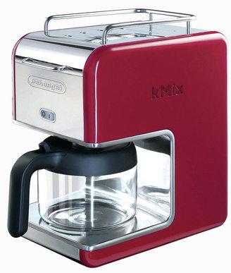 De'Longhi kMix DCM02 Coffee Maker, 5 Cup