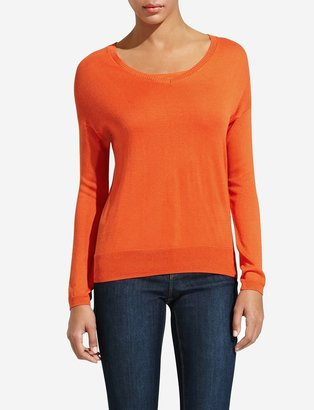 The Limited Ribbed V-Neck Sweater