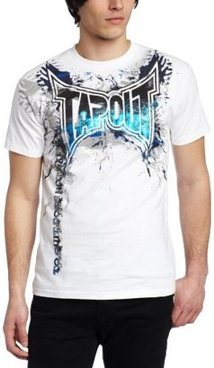Tapout Men's All Out Crew Neck Short Sleeve Tee