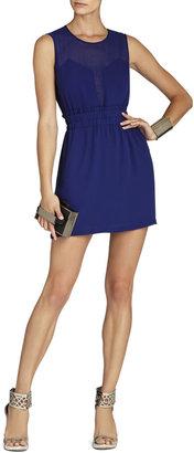 Cybil Sleeveless Mini Dress
