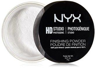 NYX Cosmetics Studio Finishing Powder, Translucent Finish, 0.21 Ounce $10 thestylecure.com